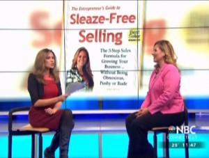 Kerri-Lee Mayland interviewing Julia Kline